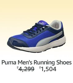 fdc0457fad3 Amazon Great Indian Sale  20th - 23rd January 2019. Running Shoe  ShopRunning Shoes For MenPuma ...