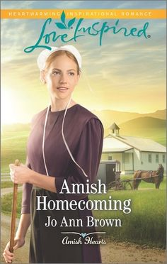 Amish Homecoming (Amish Hearts 1) by Jo Ann Brown