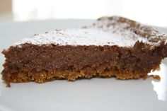 Chokladcheesecake med en botten av BRAGO - Jennys Matblogg