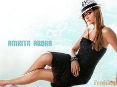 Amrita Arora Sexy High Quality HD Wallpapers