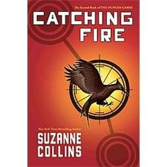 Catching Fire by Suzanne Collins  Save 13% $20.11 Was: $22.99  Katniss Everdeen has won the annual Hunger Games with Peeta Mellark. But it had been a victory won by defiance of the Capitol and their harsh rules.