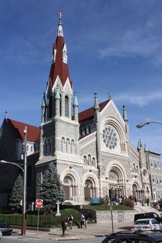 St. Francis Xavier Church ~ Philadelphia, PA