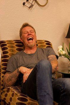 James Hetfield- Metallica
