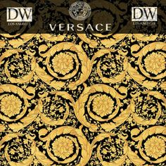 Pisaro Coast Scrolls by Versace Wallpaper - 16.5 feet