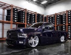 Lowered Trucks, Ram Trucks, Dodge Trucks, New Ram, Single Cab Trucks, Dodge Daytona, Mopar, Dream Cars, Vehicles