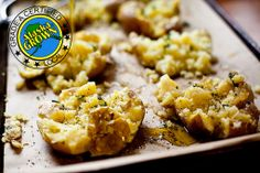 These super tasty piles of crunchy on the outside, soft on the inside goodness are the perfect way to serve Alaska Grown potatoes with dinner!