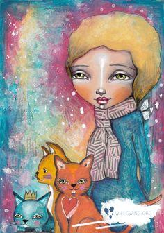 CatGirl-800 Tamara LaPorte