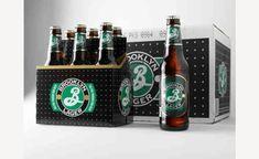 Beer Industry News : Brooklyn Lager Draft Exclusive Uk Brands, Beer Brands, Beer Packaging, Packaging Design, Brooklyn Lager, Beer Industry, Milton Glaser, Best Pubs, Best Beer