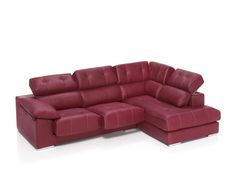#sofa rinconera Erik con asientos deslizantes. #rinconera #decor