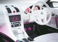 Car Interior Modification Ideas Home Decorate Continental Exotic Cars Pink
