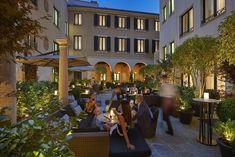 Hotel Mandarin Oriental Milão (Foto: Divulgação)