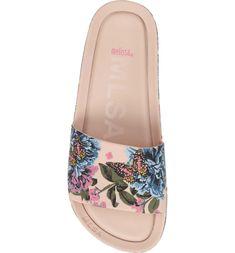 2cf4c4a6fcf Melissa Beach III Slide Sandal (Women)
