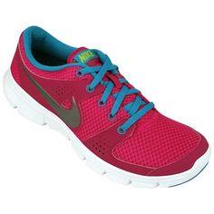 Tênis Nike Flex Experience RN W – Pink - http://batecabeca.com.br/tenis-nike-flex-experience-rn-w-pink-netshoes.html