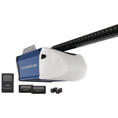 1/2HP Chain Garage Opener with 2 Remotes - CHAMBERLAIN - PD512