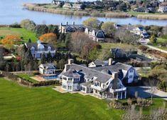 The Jennifer Lopez $18m Hamptons House is Extremely Extravagant #homedecor trendhunter.com