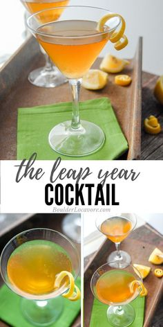 The Leap Year Cocktail is a citrusy gin martini created just for February It's said to be responsible for more marriage proposals than any other cocktail! Wedding Proposals, Marriage Proposals, Wedding Poses, Wedding Ideas, Fun Cocktails, Proposal Photos, Proposal Ideas