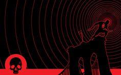 Daredevil Black Watch by Arist Tom Kelly on the web at TomKellyART.deviantart.com on @DeviantArt