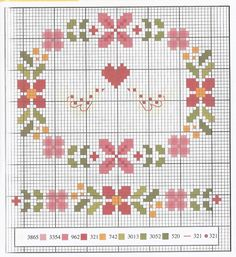 Cross Stitch Art, Cross Stitch Flowers, Modern Cross Stitch, Counted Cross Stitch Patterns, Cross Stitch Designs, Cross Stitch Embroidery, Hand Embroidery, Easter Cross, Chart Design