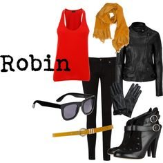 How to dress like Robin from Young Justice