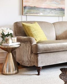 3 Neutral Glam Living Room Designs on 3 Different Budgets Glam Living Room, Room, Paint Colors For Home, White Paint Colors, Layered Rugs, Living Room On A Budget, Paint Colors, Grey Paint Colors, Grey Paint