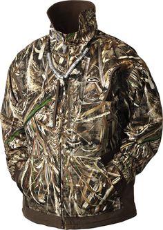 80bc36c5 Drake Waterfowl Men's MST Waterfowl Fleece Lined Full Zip Jacket 2.0