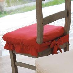 Habillez les chaises. #Blancheporte