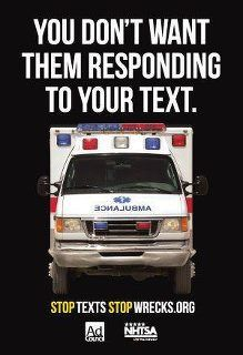 Don't Text & Drive !!