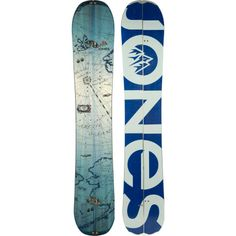 Jones Snowboards The Solution Splitboard - Get above and beyond with the Jones Solution Splitboard