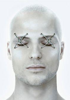 Surrealistic Portrait Photography - Amazing Body Parts Manipulations #photography