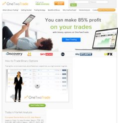 T Binary Options also offer you the place where you can easily gather lot of information about the binary trading system and can also choose the broker to trade. The list shows the brokers from which you can choose one.