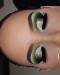 IG: makeupbyan | #makeup #makeup #makeupgoals #makeupartist - credits to the artist