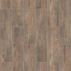 Shaw Floors Celestial Plank x Ceramic Field Tile Color: Ash Wood Tile Floors, Wood Look Tile, Wall And Floor Tiles, Wall Tiles, Hardwood Floors, Porcelain Wood Tile, Glazed Ceramic Tile, Engineered Hardwood Flooring, Plank Flooring