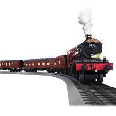 Lionel Hogwarts LionChief Express Train Set, Multicolor