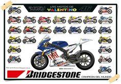 Valentino Rossi Bikes
