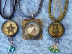 These are some of the new listings I put on etsy this past week. If you are interested in these or any others just click on my etsy shop on...
