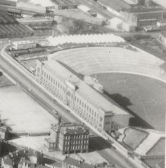 IBROX from the air a great picture