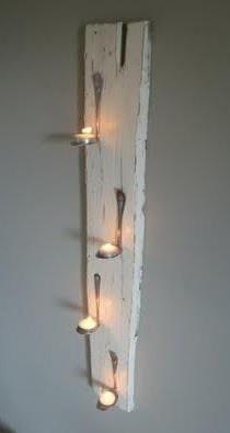 cucharas para velas