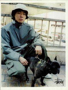 Stüssy ads from 2000 shot by Juergen Teller in Tokyo — eye_C Juergen Teller, Asian Fashion, Boy Fashion, Stussy Women, Nike Ad, Vintage Sportswear, Fashion Advertising, Advertising Design, Concrete Jungle