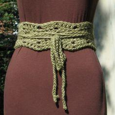 crochet belt | Crochet Belt