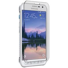 Znitro Samsung Galaxy S 6 Active Nitro Glass Screen Protector