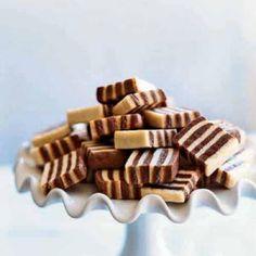 Striped Cookies | CookingLight.com