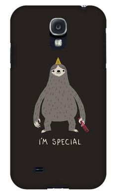 I'm Special Sloth Case for iPhone, iPad + Galaxy