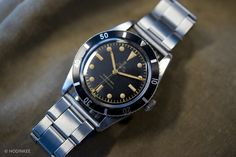 Tudor Heritage Black Bay One Reference 7923/001. 41 mm.