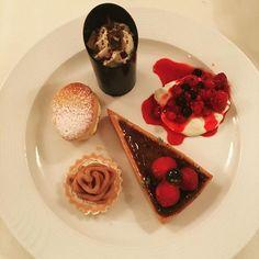Buffet of desserts selection Panna Cotta, Buffet, Deserts, Fresh, Ethnic Recipes, Instagram Posts, Food, Dulce De Leche, Desserts