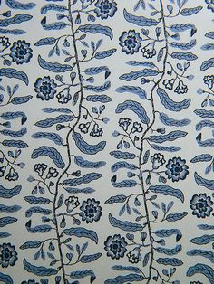 josef frank by Neville Trickett, via Flickr Textile Patterns, Textile Design, Print Patterns, Flower Patterns, William Morris, Joseph Frank, Art Nouveau, Fabric Wallpaper, Wallpaper Maker