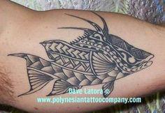 Polynesian Tattoo #polynesiantattoo #polynesiantattoocompany