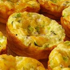 Muffin Frittatas-perfect to freeze ahead