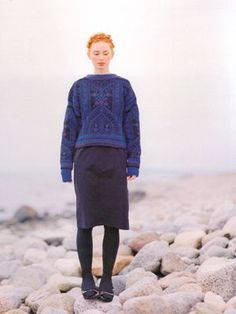 Norwegian Knitting designs : Princess Line Sweater already bought this pattern (book) Norwegian Knitting Designs, Knitting Yarn, Knitting Patterns, Princess Line, Pullover, Nordic Style, Pulls, Knitwear, Knit Crochet