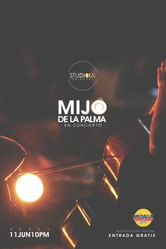 Mijo de la Palma @ Studio124 #sondeaquipr #mijodelapalma #studio124 #ponce
