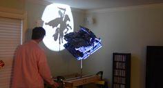 This Guy's Magic Lego Sculptures Reveal Incredible Hidden Shadow Designs